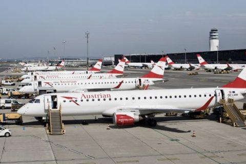 Foto: Austrian Airlines Michele Pauty