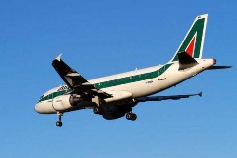 Alitalia vierliert ihren Chef - wegen Erfolglosigkeit. Foto: Shutterstock