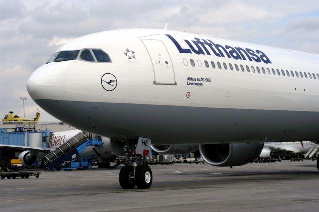 Foto: Ingrid Friedl Lufthansa