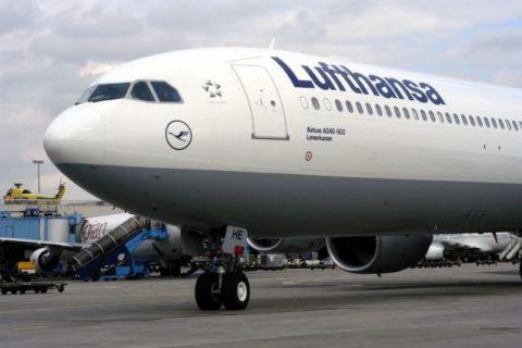 Foto: Ingrid Friedl, Lufthansa