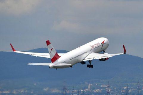 Foto: Austrian Airlines Huber
