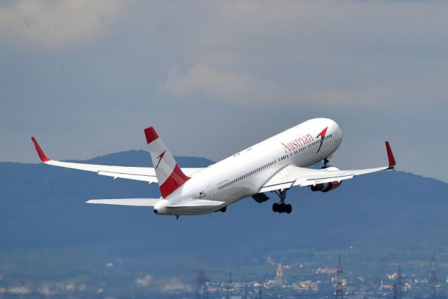 Foto: Austrian Airlines Huber