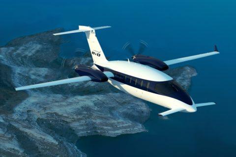 Avanti EVO (Foto: Piaggio Aerospace)