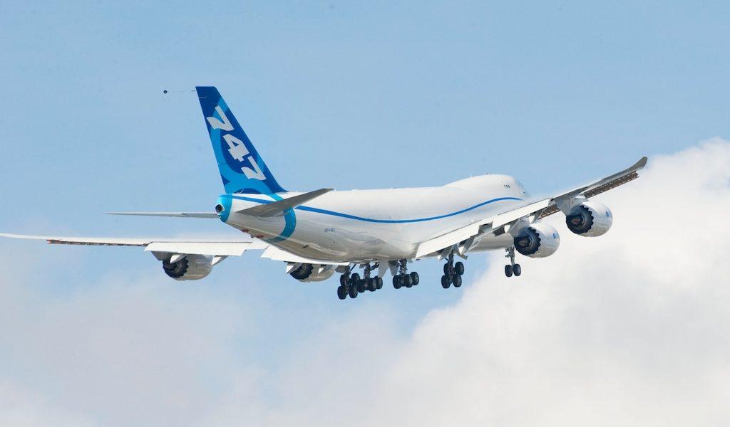 Bild: Boeing