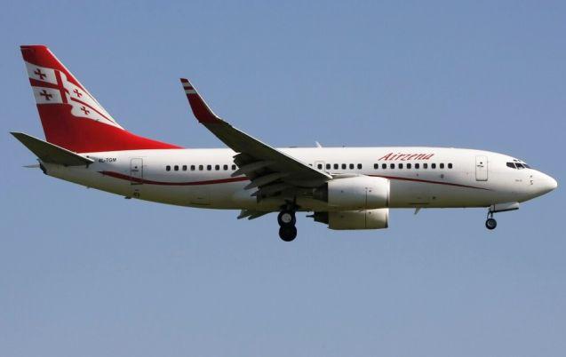 Foto: Georgien Airways