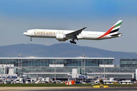 Bild: Emirates