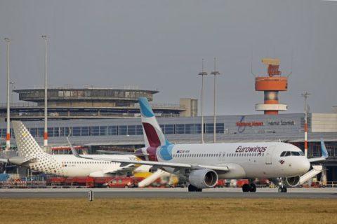 Foto: Flughafen Hamburg