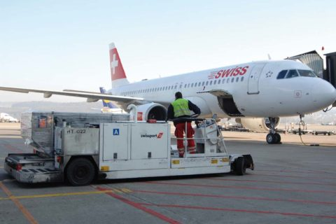 Bild: swissport
