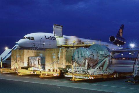 Foto: Werner Krüger, Lufthansa