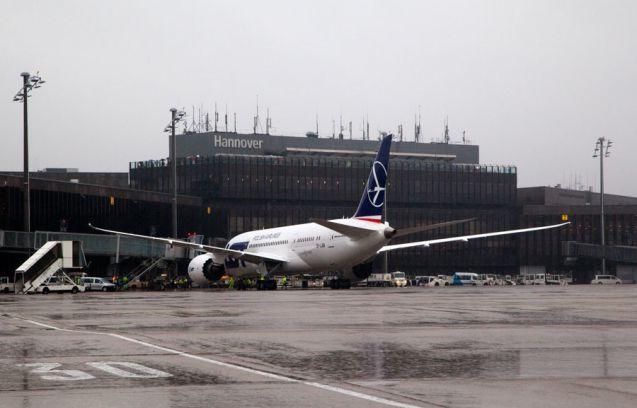 Foto: Flughafen HAJ