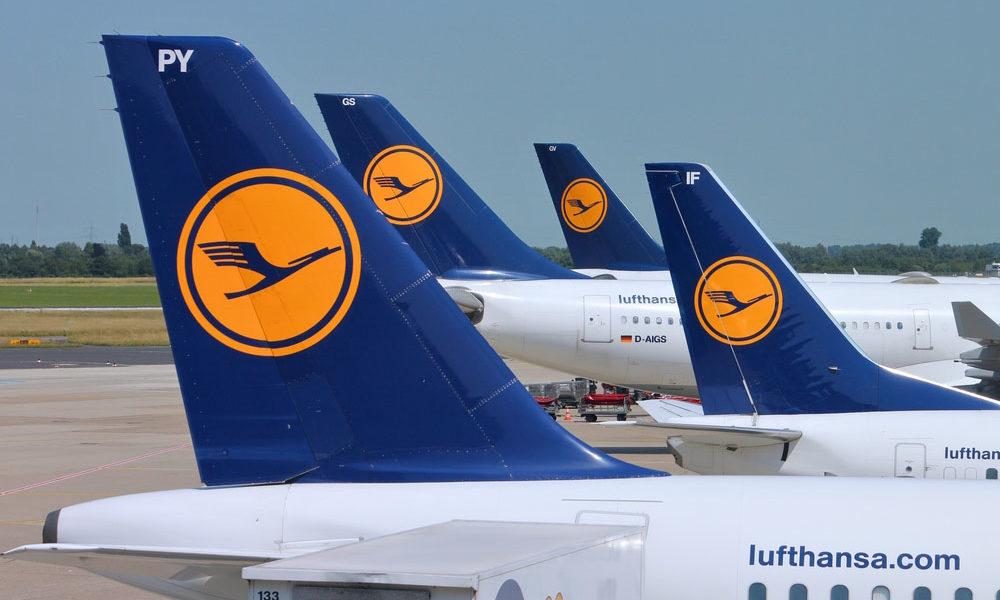 Die Lufthansa ist nur eine von vielen Airlines, denen die venezuelanische Regierung Geld schuldet. Foto: Shutterstock