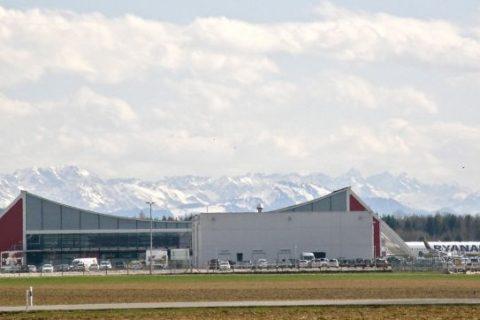 Foto: Flughafen Memmingen