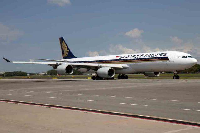 Foto: Singapore-Airlines