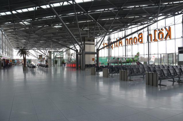Flughafen Köln Bonn Flüchtlinge