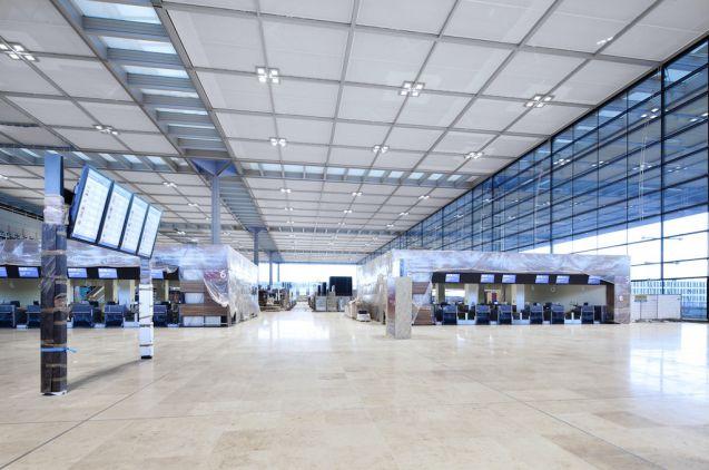 Foto: Alexander Obst - Marion Schmieding, Flughafen BER