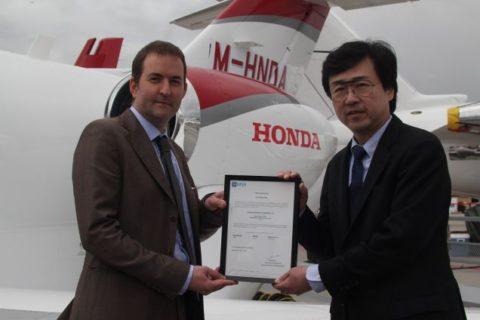 Foto: Honda Aircraft Company