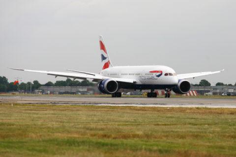 Bild: British Airways