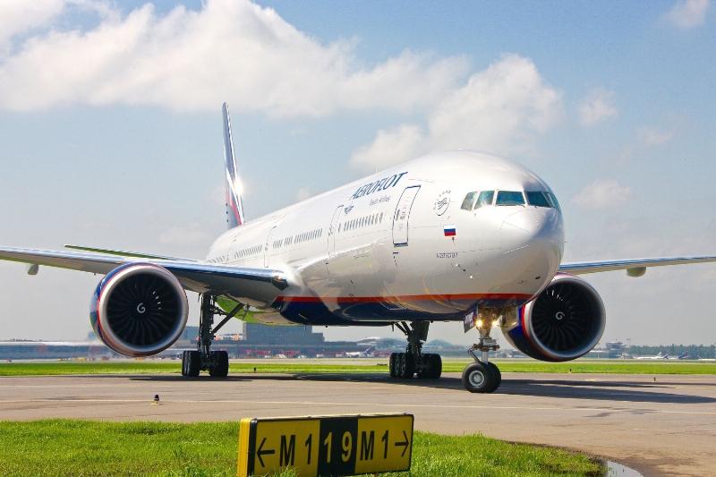 Bild: Aeroflot
