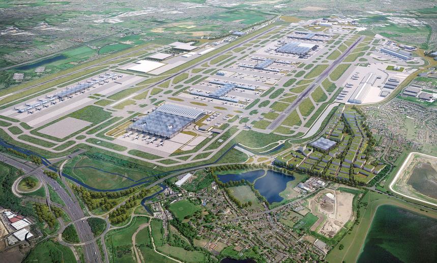 Bild: Heathrow Airports Limited