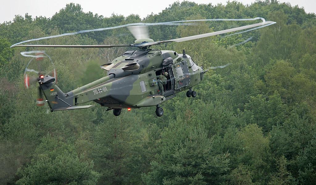 Bild: wikimedia commons / Bundeswehr.