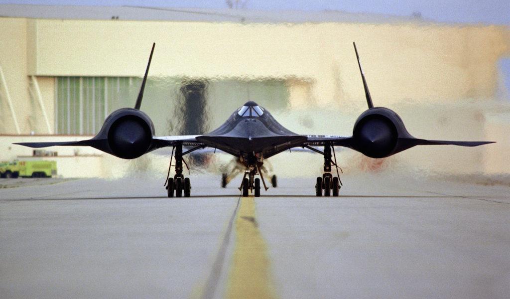 Schnellstes Flugzeug