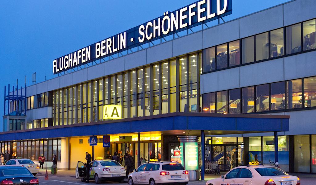 Foto: Günter Wicker, Flughafen