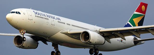 Foto: South African Airways