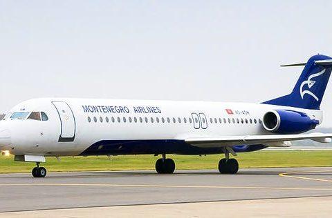 Foto: Montenegro Airways