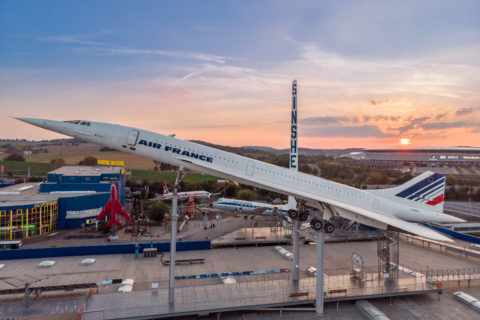 Concorde - Technik Museum Sinsheim