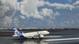 Flight Simulator A320neo