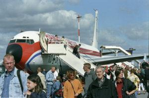 Hamburg Airport Days 2007