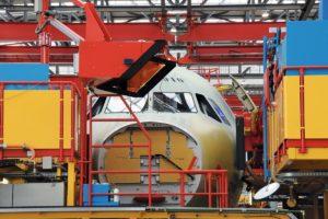 Airbus Flugzeugproduktion