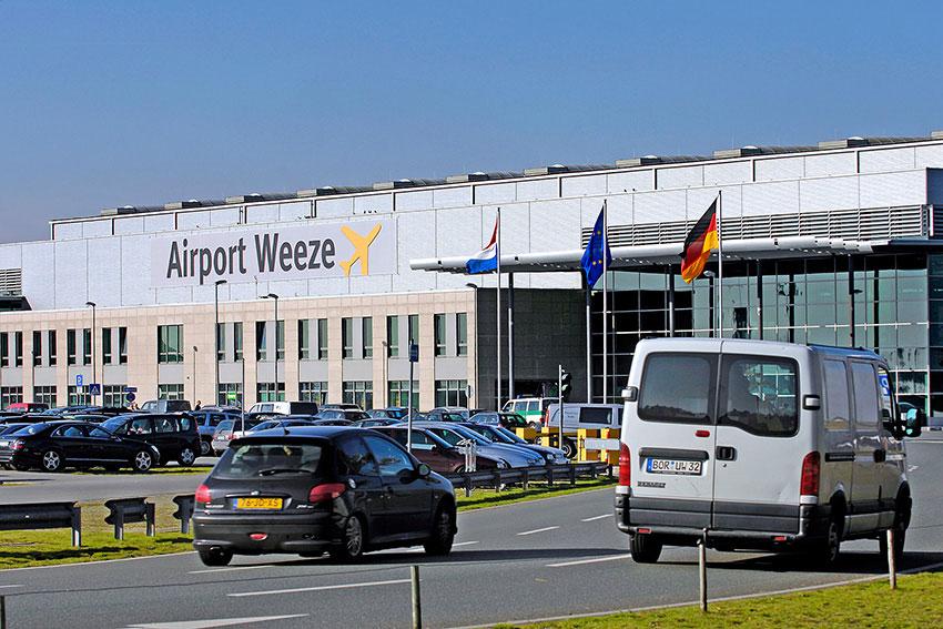 Foto: Flughafen Niederrhein GmbH
